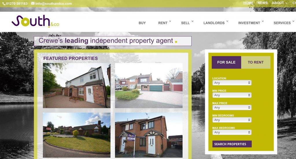 South and Co Estate Agents
